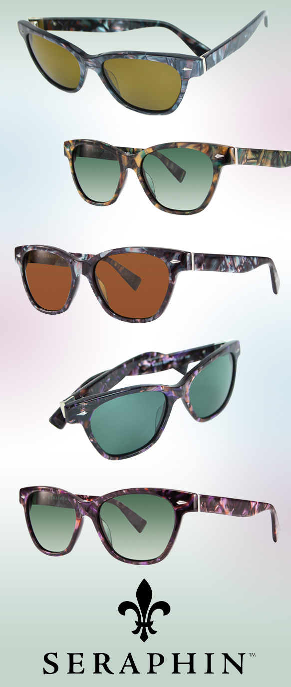 Seraphin (Bailey) in various colorations