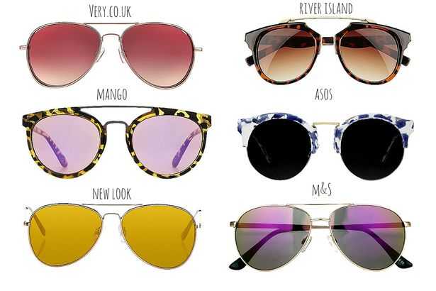 Tips Fou You To Choose Suitable Sunglasses To Your Face ...