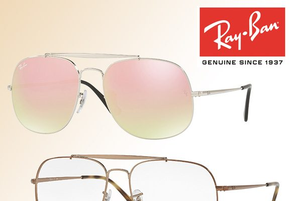 Ray-Ban (The General) in varying colorations