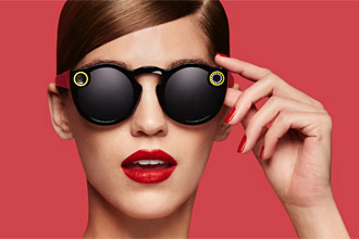 07357b2afb Snap Spectacles  A Sunglass Video Camera That Captures Your Memories On The  Fly